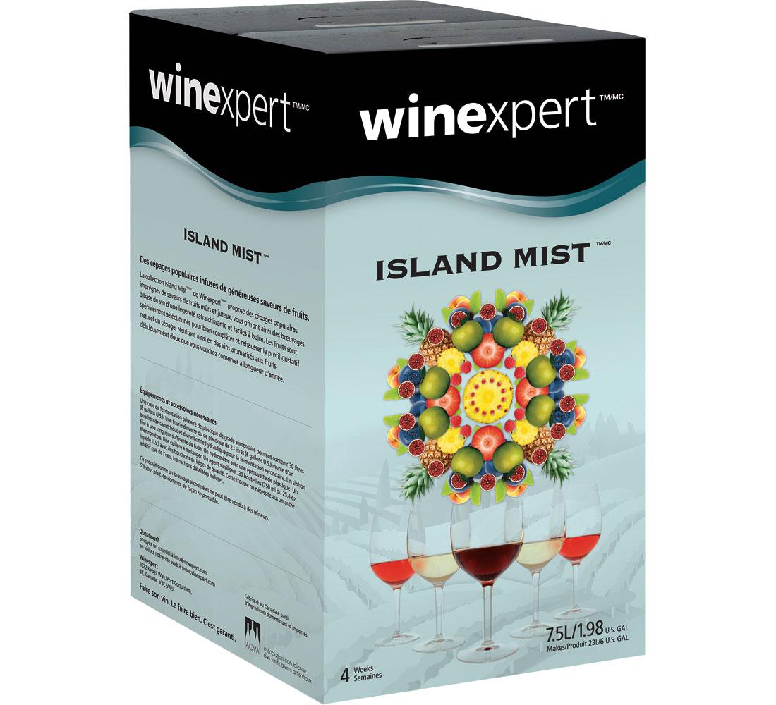Island Mist Raspberry Peach Sangria Reviews