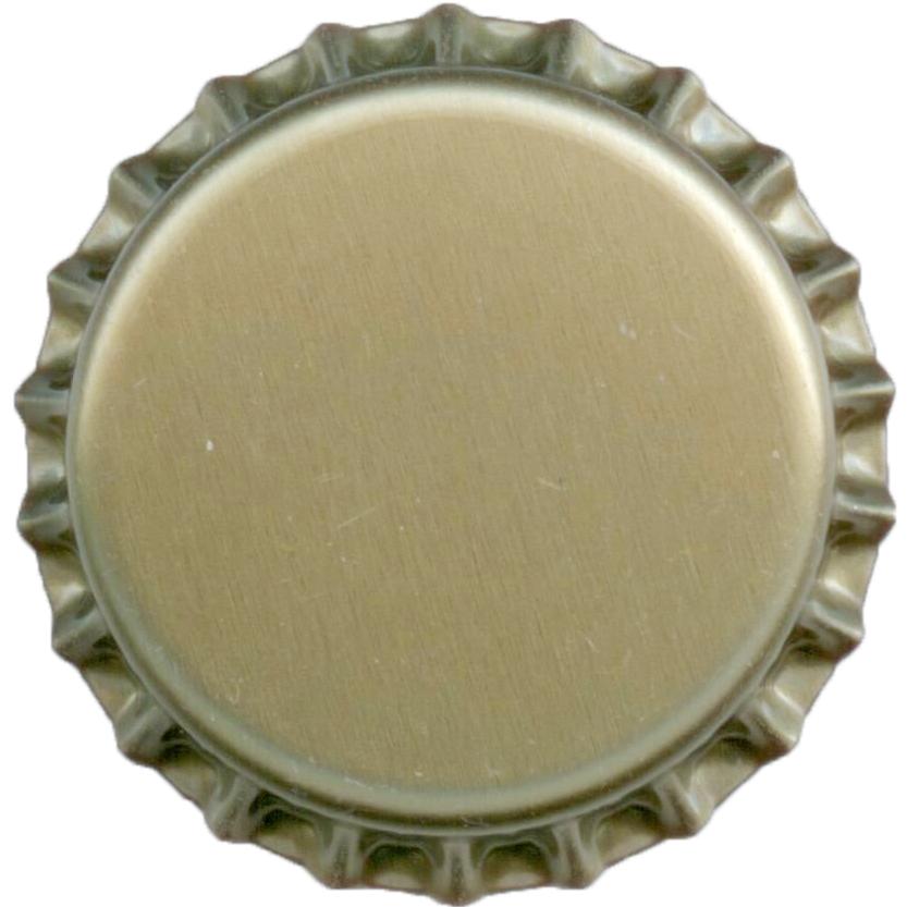 Humleg rdens ekolager 29 mm beer bottle caps gold 100 pcs for Pictures of bottle caps